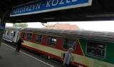 Absurd na stacji PKP w Kędzierzynie-Koźlu. Pociąg do Berlina, Budapesztu i Wiednia jest, ale biletu na niego nie kupisz