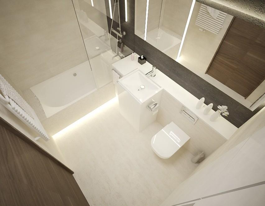 Mała łazienka W Bloku Jak Praktycznie Ją Urządzić Porady