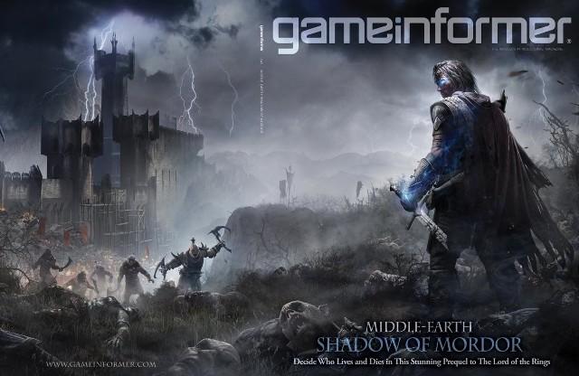 Middle-earth: Shadow of MordorMiddle-Earth: Shadow of Mordor. Pierwsze informacje robią wrażenie