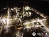 Park Podlesie w Dąbrowie Górniczej całkiem nowy. Koniec modernizacji. Mieszkańcy mają sześć stref wypoczynku, jest też strefa wejściowa