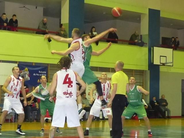 Mecz Tur Basket Bielsk Podlaski – AZS Lublin 63:71