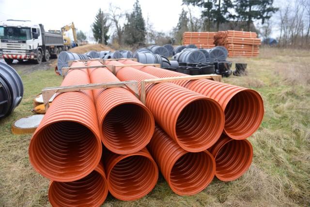 Budowa sieci kanalizacyjnej w gminie Siepraw dopiero ma się rozpocząć. Wg. kosztorysu będzie kosztowała ok. 4 mln zł