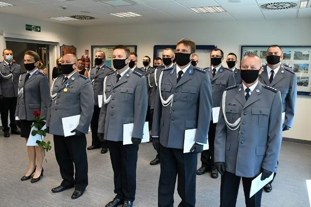 Obchody Święta Policji w Miechowie
