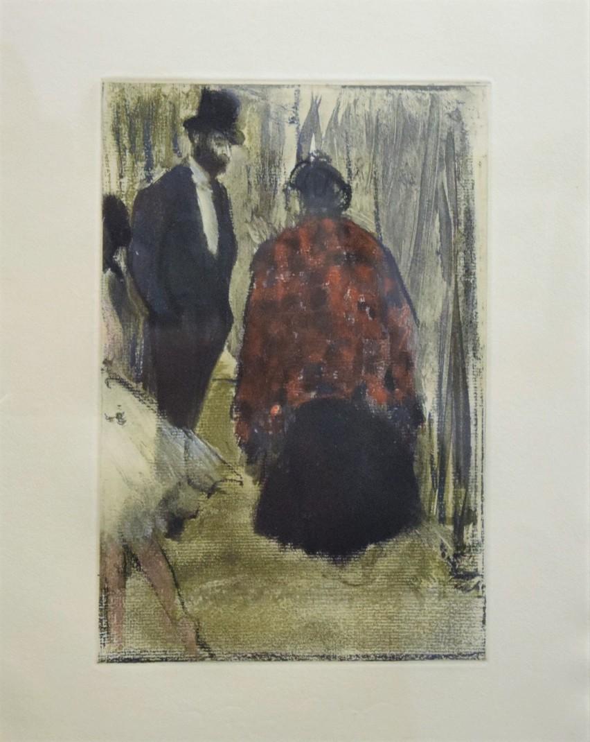 """""""Edgar Degas - impresjonizm szczera prawda"""", to tytuł..."""