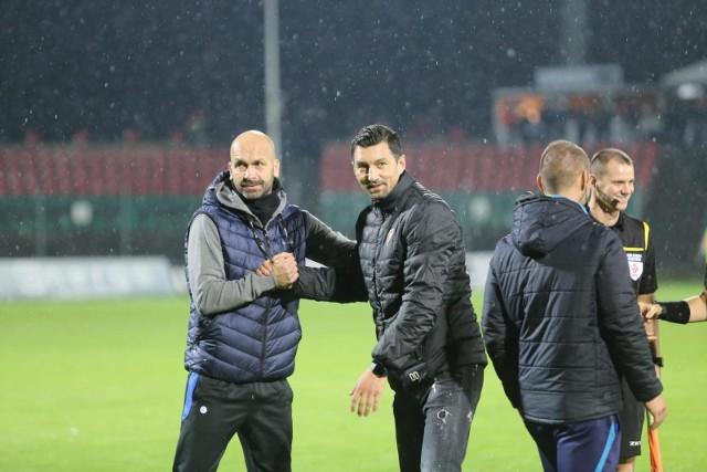 Paweł Cretti i Dariusz Dudek