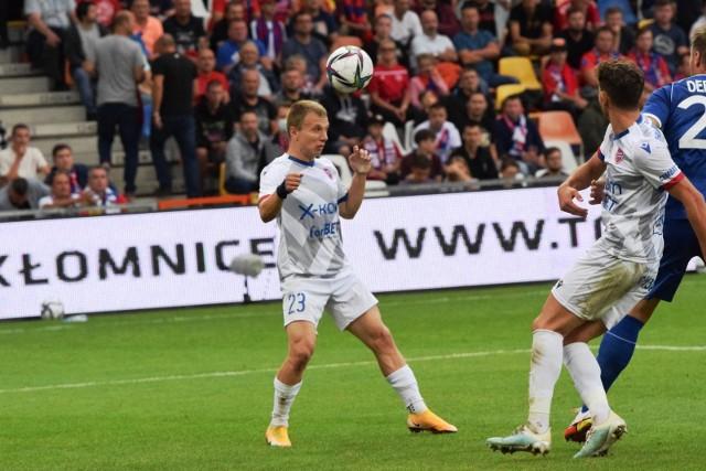 Patryk Kun doznał kontuzji w meczu Pucharu Polski ze Stalą Rzeszów