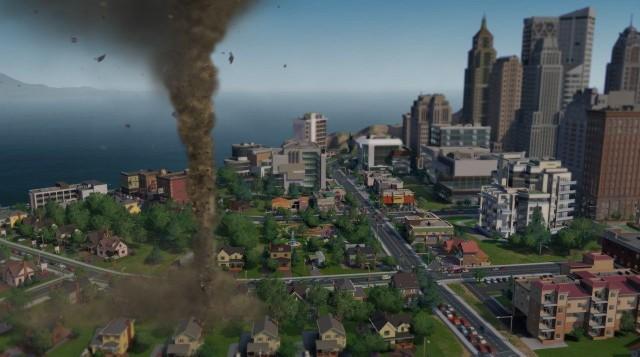 SimCitySimCity: Katastrofy zdarzają się nie tylko w grze