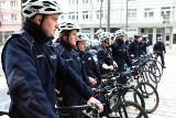 Policja Poznań: Funkcjonariusze na rowerach i motocyklach rozpoczęli sezon [ZDJĘCIA]