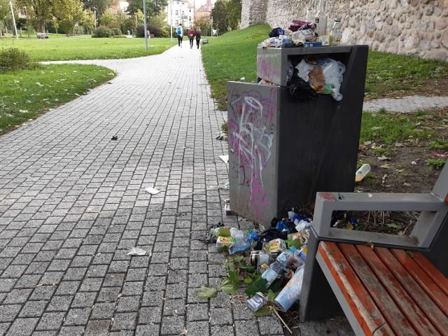 Kryzys śmieciowy w Goleniowie