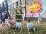 Nowy mural zdobi ścianę Szkoły Kultury. To już 43 malunek w Słupsku