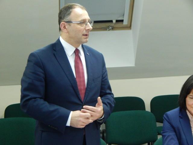 Już w zeszłym roku, podczas sesji rady powiatu burmistrz Marek Cebula obiecywał wsparcie w wysokości 500 tys. zł.