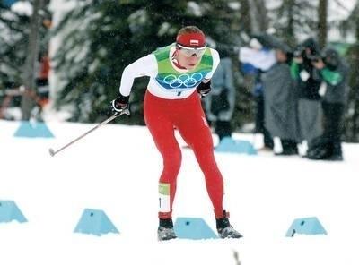 Na igrzyskach w gronie najlepszych tylko Justyna Kowalczyk nie była astmatyczką... Fot. Jerzy Cebula