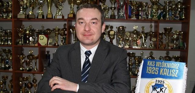 Prezes KKS Kalisz, Robert Trzęsała, jest przekonany, że klub z grodu nad Prosną otrzyma licencję na grę w II lidze