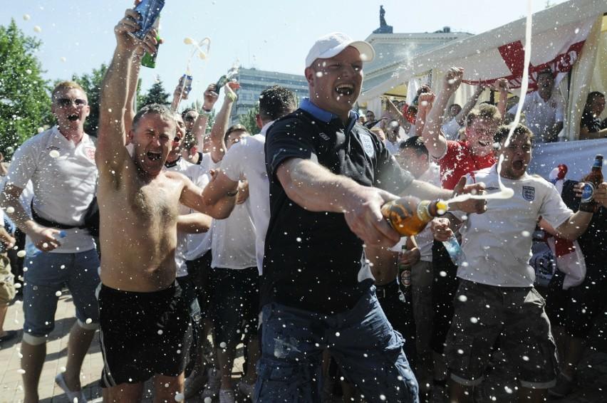 Zamieszki po meczu Anglia - Szkocja, 18 kibiców aresztowanych