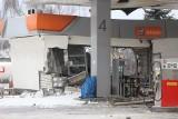 Wybuch gazu rozerwał stację paliw w Sosnowcu. Pracownicy są ranni i poparzeni. Obiekt się zawalił