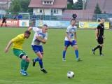 IV liga. Tur Bielsk Podlaski wygrywa w Łomży w meczu na szczycie tabeli. Nie obyło się bez kontrowersji