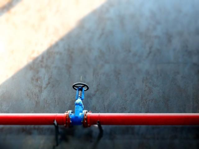 Problem z wodą w kranie Czytelnika pojawiał się od około tygodnia wieczorem.