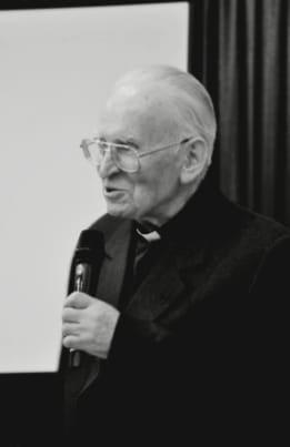 Zmarł ksiądz  Ludomir Warnke.