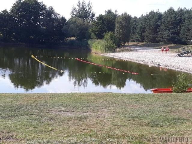 W niedzielę z akwenu Balaton w Dobrzeniu wyłowione zostało ciało 20-letniego mężczyzny.