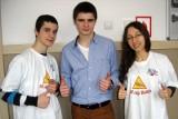 Licealiści z Łap mają haka na raka