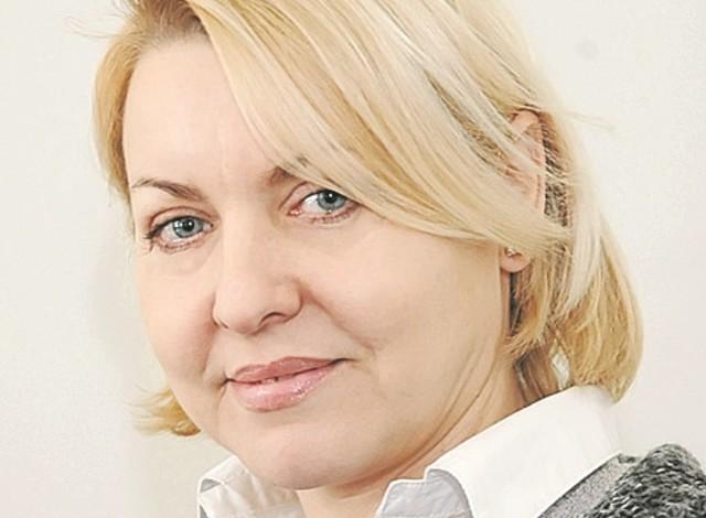 """Iwona Zielińska, redaktor naczelna """"Gazety Lubuskiej"""""""