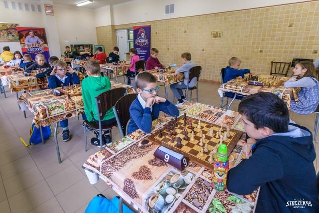 XXVII edycja Białostockiej Ligi Szkolnej w Szachach. Turnieje do lat 8 i do lat 13