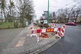 Poznań: Będą światła przy ul. Śniadeckich i droga rowerowa przy ul. Grunwaldzkiej - drogowcy już rozpoczęli prace