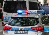 Chodźki. Tragiczny wypadek. 66-letni woźnica nie żyje. Zmarł w drodze do szpitala