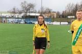 Karolina Bojar-Stefańska - piękna pani arbiter sędziowała mecz w Łęcznej. Zobacz [25.04.2021]