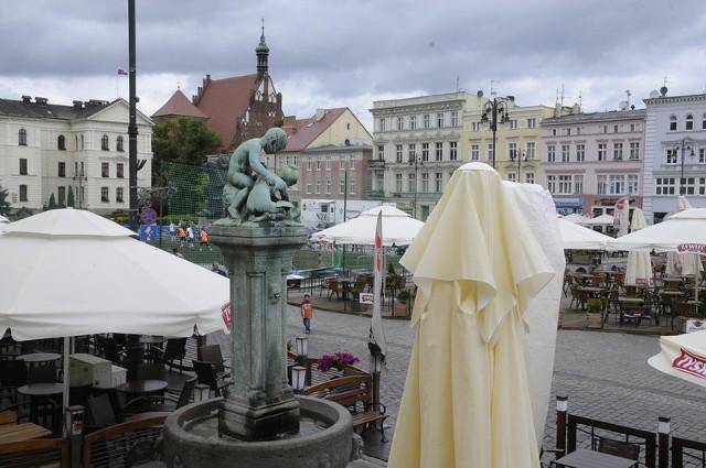 Stary Rynek w czasie Euro będzie tętnił życiem. Policja zapewnia, że zagraniczni goście, którzy tu przyjadą, zabiorą do domów same dobre wspomnienia.