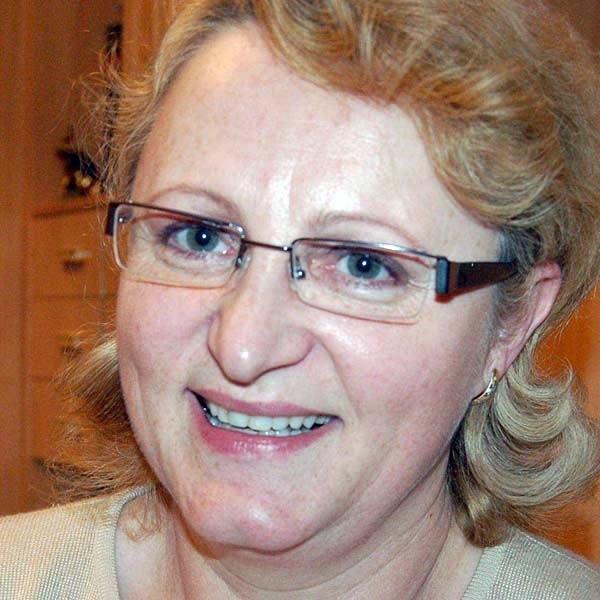 "Lek. med. Marią Gaber, specjalistą chorób oczu z Ropczyc jest laureatką Plebiscytu ""Nowin"" Eskulap 2005"