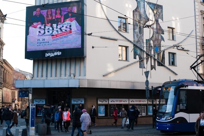 Pierwsze szkolenie odbędą się w Teatrze Bagatela i Teatrze...