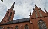 Skontrolowali hałas emitowany przez głośniki w kościele Chrystusa Króla w Rawiczu. Proboszcz nie przyjął mandatu