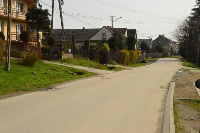 Droga północna w Jaworniku ma zostać przebudowana z pomocą Rządowego Funduszu Rozwoju Dróg