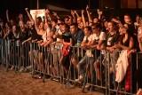 Lubuskie Lato Kulturalne w Dąbiu. Hip-hopowe szaleństwo na plaży nad jeziorem