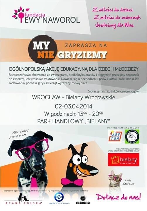 Bielany Wrocławskie: Uczą dzieci i młodzież jak rozmawiać z psami