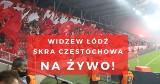 Widzew Łódź - Skra Częstochowa 4:0. Łodzianie nie mieli litości dla beniaminka