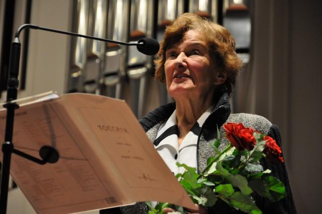 Zmarła prof. dr hab. Krystyna Domańska-Maćkowiak. Była wybitnym pedagogiem, autorytetem w dziedzinie chóralistyki, wychowawcą wielu pokoleń artystów i dyrygentką.