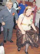 Tańcujący śledzik w gminie Postomino