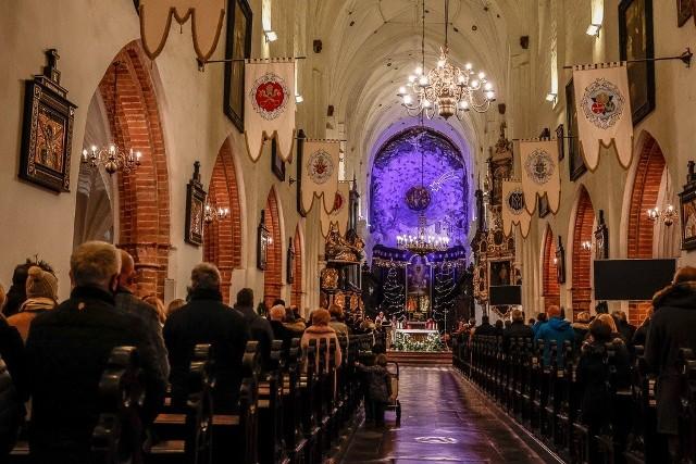 Pasterka 2020 w gdańskich kościołach
