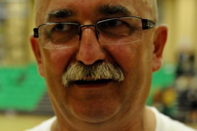 Bogusław Kubicki był w Czuwaju asystentem trenera.
