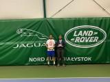 Tenis. Maciej Rajski zwycięzcą Land Rover Nord Auto Cup na kortach w Zwierzyńcu