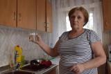 Herbata leci prosto z kranu? Jak w niej gotować obiad? - pytają mieszkańcy Siedliska, którzy mają juuż dość problemów z wodą