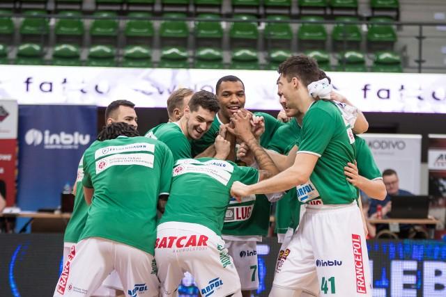 Koszykarze Stelmetu Enei BC Zielona Góra byli najlepsi w sezonie 2019/20.