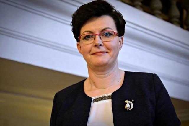 lubelska kurator oświaty Teresa Misiuk