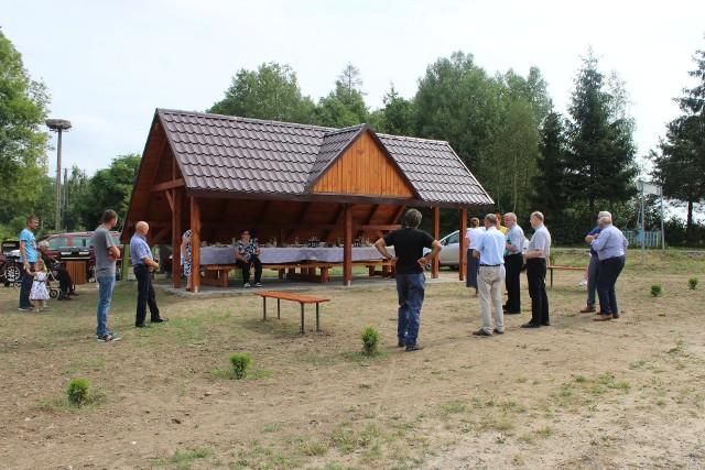 Gmina Czyżew inwestuje w tereny do rekreacji dla mieszkańców