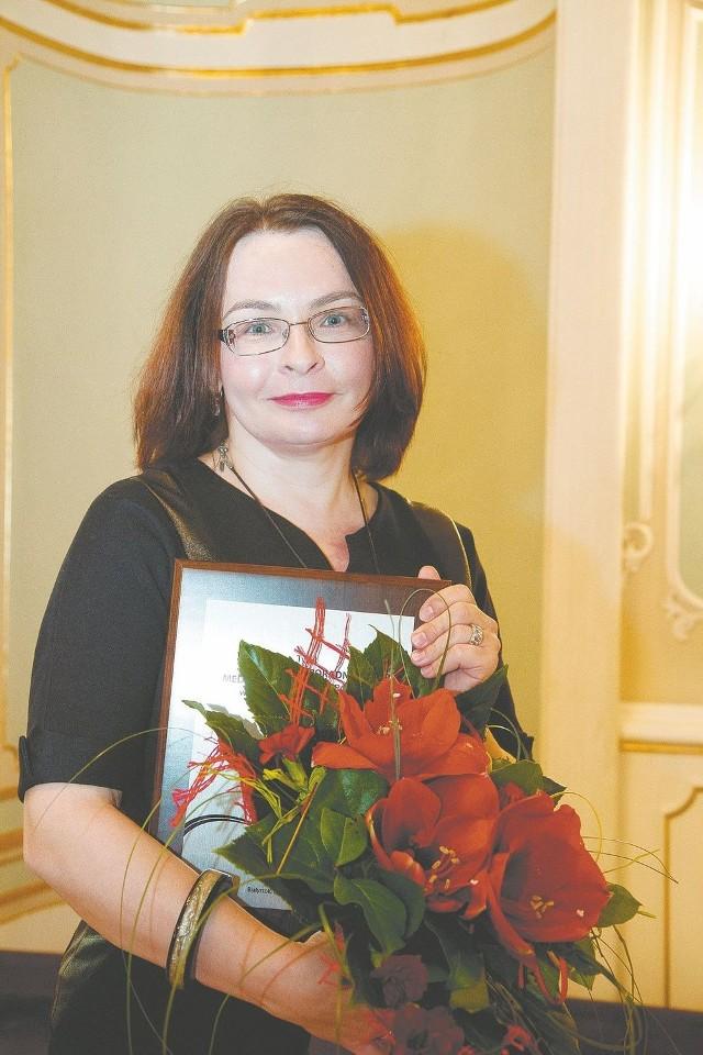 Kierownik przychodni - dr Elżbieta Marciniak