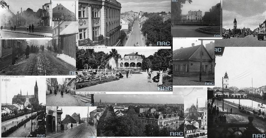 Tak wyglądał przedwojenny Białystok. Miasto miało piękne,...