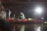 Kalisz: Poszukiwania zaginionego Michała Wojtysia z Kościelnej Wsi - sonar i podwodny robot sprawdzał koryto Prosny [ZDJĘCIA]