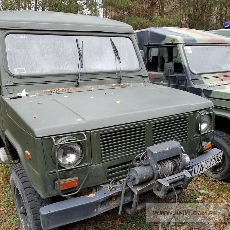 Samochód ciężarowo-osobowy wysokiej mobilności HONKER 2324...